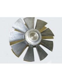Крыльчатка снегохода Буран (110500640) (алюминий)
