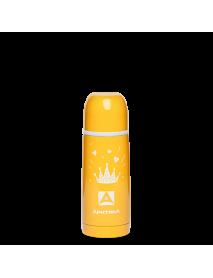 Термос АРКТИКА 102-350w 0,35л (узкое горло) желтый