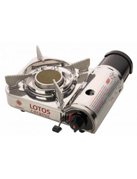 Плита газовая портативная TOURIST LOTOS PREMIUM (TR-300)