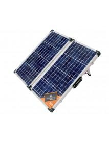 Солнечная панель складная Woodland Sun House 60W 68х67х4 (слож.34х67х8)