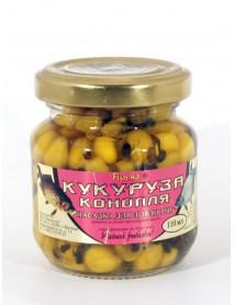 Кукуруза - конопля консервир. 110 мл клубника