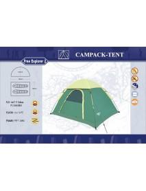Палатка туристическая CAMPACK-TENT Free Explorer 2 (2013)