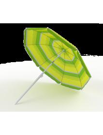 Зонт пляжный ZAGOROD Z200 (диам. 200см, в чехле)