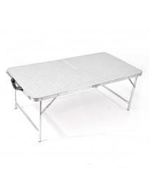 Стол Woodland Family Table, складной, 120 x 60 x 70 см (алюминий) NEW