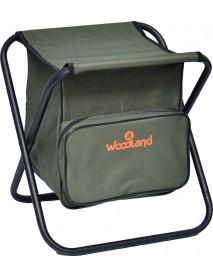 Стул Woodland Compact BAG складной, кемпинговый 38.5 x 32.5 х 40 см (сталь)