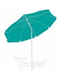 Зонт пляжный с наклоном HS-240N-1 d2.4m Helios