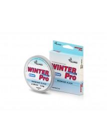 Леска ALLVEGA поводковая «Winter Pro» 50m 0.128mm (2.4кг) прозрачная