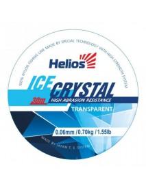 Леска Helios ICE CRYSTAL Nylon Transparent 0,08mm/30 (HS-ICT 0,08/30)