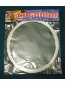 Леска в мотках 0,6 100м (10.6кг)