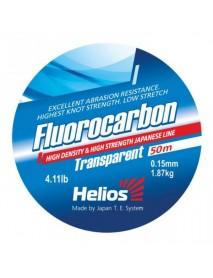 Леска Helios FLUOROCARBON Transparent 0,18mm/50 (HS-FCT 18/50), шт