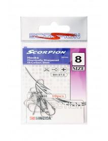 "Крючок SWD ""Scorpion"" BH-ST.E №8BN (10шт.)"