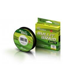 "Леска плетеная ALLVEGA ""Bullit Braid"" 92м 0,20мм 13,7кг (ярко-желтая)"