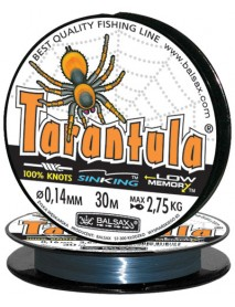 "Леска ""Tarantula"" 30м 0,14 (2,75кг)"