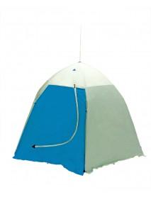 Палатка рыбака 3-м п/автомат брезент (ал.зв.) (Стэк)