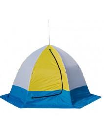 Палатка рыбака ELITE 3-м п/автомат н/тк (Стэк)