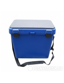 Ящик-М зимний односекционный HELIOS зеленый Тонар