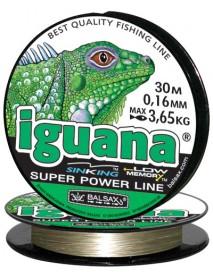 """Леска """"Iguana"""" 30м 0,16 (3,65кг)"""