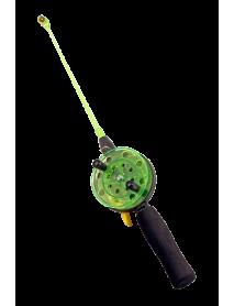 Удочка зимняя SWD HR201 (d 76мм,ручка неопрен 10см, хл-пл 20см)