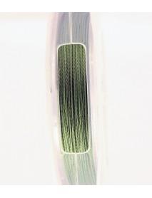 "Шнур плетеный SWD ""TAIPAN FEEDER BRAID X4"" 0,14мм 135м (#0.8, 15lb, 6,76кг, dark green)"