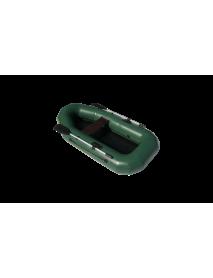 Лодка Leader КОМПАКТ-210 гребная ПВХ зеленый (С-Пб) 2018