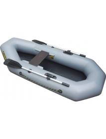 Лодка Leader КОМПАКТ-220 гребная ПВХ серый (С-Пб)