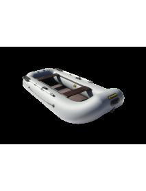 Лодка Leader КОМПАКТ-290 гребная ПВХ серый (С-Пб)