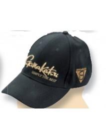 Бейсболка GAMAKATSU с вышивкой (золото) 007020 032