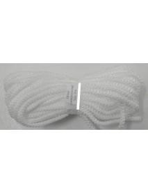 Шнур универсальный (полипропилен) 5,0мм (20м) (белый) (К)