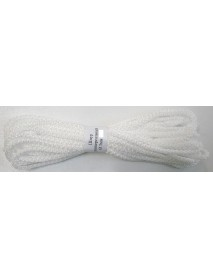Шнур универсальный (полипропилен) 3,0мм (10м) (белый) (К)