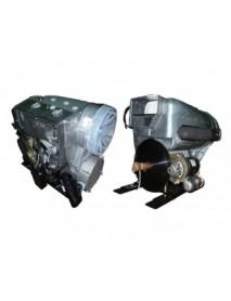 Двигатель Буран РМЗ-640-34 (карбюратор К65Ж+электростартер СТ362) (110502600-01ЗЧ)