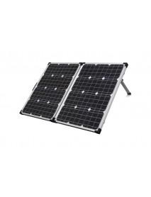 Солнечная панель складная Woodland Sun House 100W 106х67х4 (слож.53х67х8)
