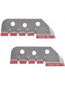 Ножи для ледобура LT-180(L) ТОРНАДО (левое вращение) NLT-180L.SL.02