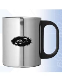Термокружка Biostal NМ-450 В пластиков. ручка 0,45л