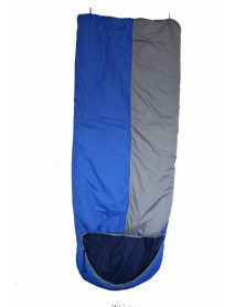 Спальный мешок PRIVAL Берлога (95см, капюшон, 400 гр./м2, правый)