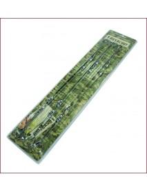 Набор шампуров BOYSCOUT плоских 45см 6 штук в блистере