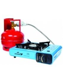 Плита газовая Kovea TKR-9507-Р Portable propane range (переходник на 5 л баллон)