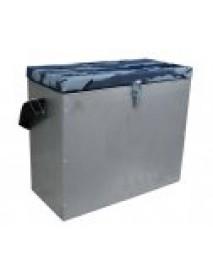 Ящик зимний оцинкованный (23л) HELIOS (Тонар)