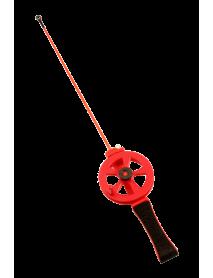 Удочка зимняя SWD HR704 (d 58мм, ручка неопрен 7см, хл-кар 15см)