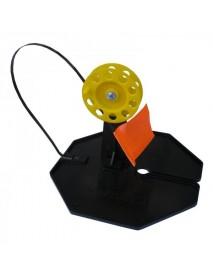 Набор жерлиц на подставке ЖЗ-02М (d-185мм.катушка d-85мм) (10шт) (Тонар)