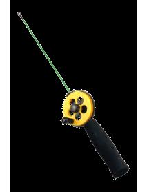 Удочка зимняя SWD HR801 (d 57мм, ручка неопрен 10см, хл-кар 15см)