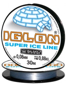 "Леска ""Iglon"" 30м 0,08 (0,88кг)"