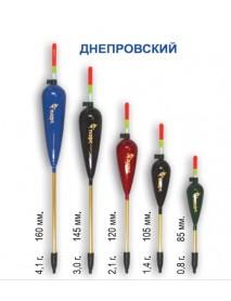 """Поплавок бамбук """"Днепровский 105мм"""" (1,4гр.) (10шт.) (Пирс)"""