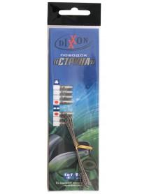 Поводки стальные DIXXON 1Х1 струна 10см, 20кг (10шт.)