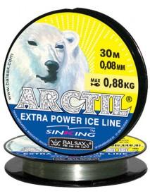 """Леска """"Arctil"""" 30м 0,08 (0,88кг)"""