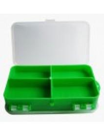 Коробочка для оснастки двухсторонняя зеленая (Тонар)