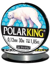 """Леска """"Polar King"""" 30м 0,12 (1,85кг)"""