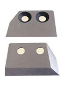 Ножи для ледобура ЛР - 80 (2шт.) (Тонар)