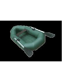Лодка Leader КОМПАКТ-200 гребная ПВХ зеленый (С-Пб)